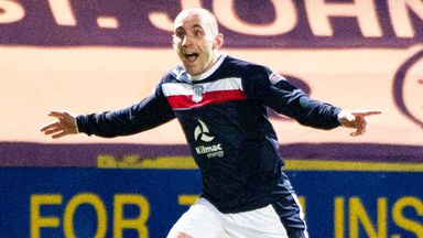 Mark Stewart: Played at Dundee last season