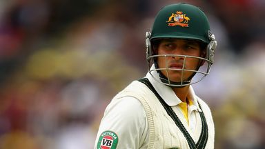 Usman Khawaja: Australian Test batsman has signed for Lancashire