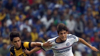 Lucas Piazon: Turned down an approach by the Italian FA