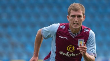 Gary Gardner: Agrees new two-year deal with Aston Villa