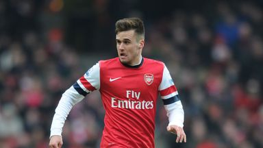 Carl Jenkinson: Set to join West Ham on loan