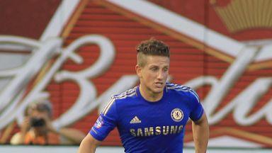 Sam Hutchinson: The Chelsea full-back has joined Vitesse Arnhem on loan
