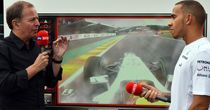 Brundle: Vettel races away