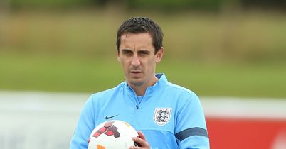 Neville doesn't fear Italy