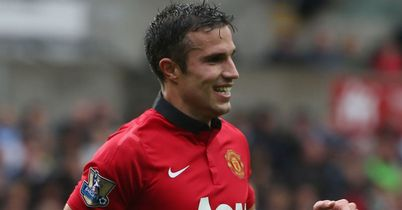 Robin van Persie: Season off to a good start