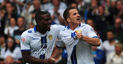 Dominic Poleon (l): Should get chance alongside McCormack and Diouf