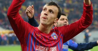 Vlad Chiriches: Linked with Tottenham again