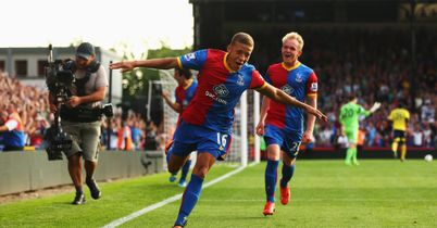 Dwight Gayle: Crystal Palace's record signing scored from the penalty spot