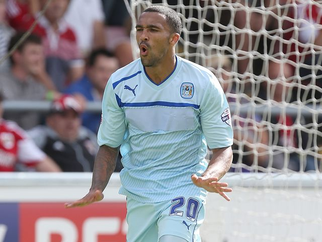 Callum Wilson: Helped Coventry move off the bottom