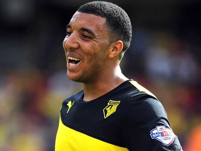 Troy Deeney: Netted a brace for Watford