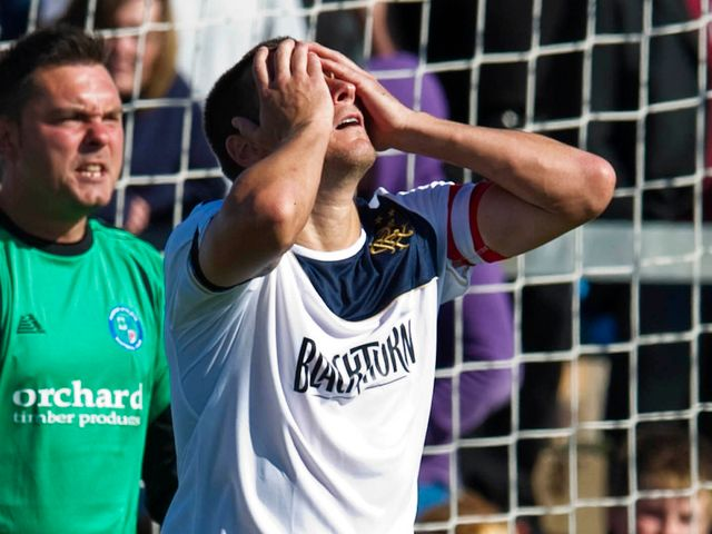 Lee McCulloch: Ruled out
