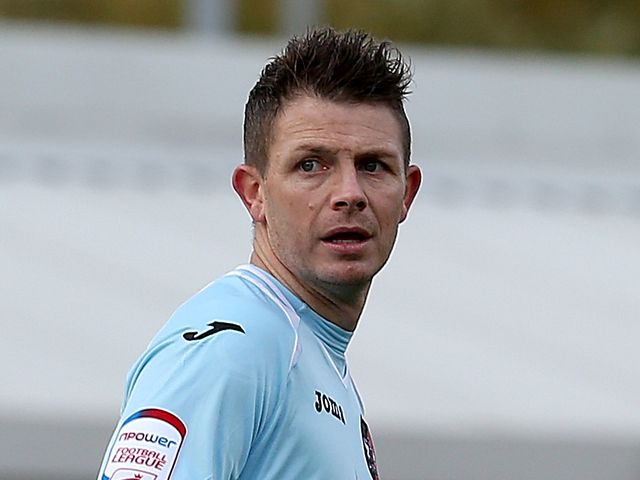 Jamie Cureton: Did the damage against his former team