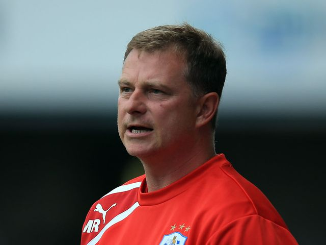 Mark Robins: Preparing his side for the visit of Blackpool