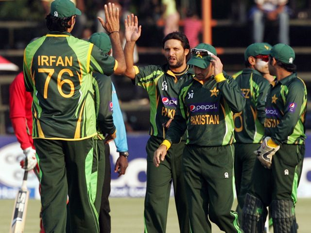 Pakistan got the better of Zimbabwe at Harare