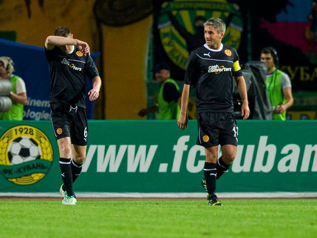 Stephen McManus' own goal was decisive