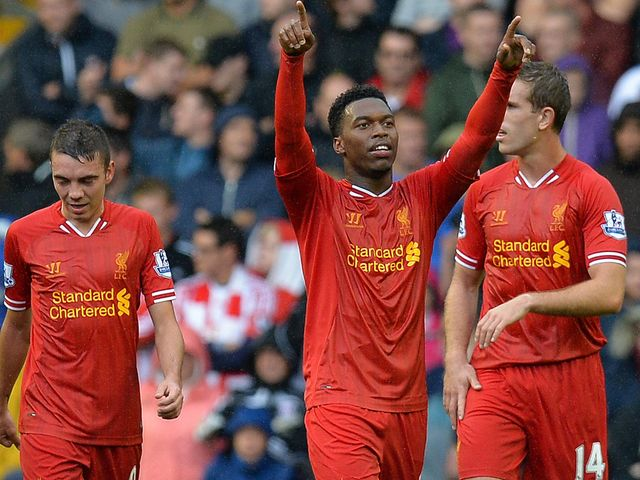 Daniel Sturridge scored the only goal of the game