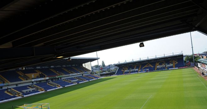 One Call Stadium: Home of the Stags