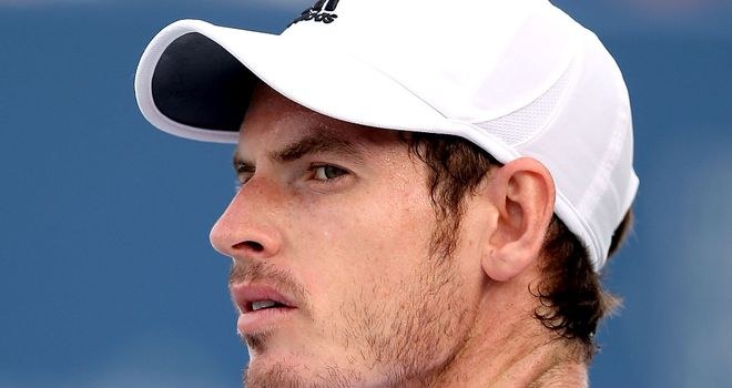 Andy Murray: Faces a different type of challenge at this year's US Open