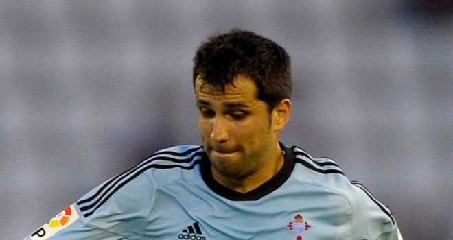 Alex Lopez: Netted twice for Celta