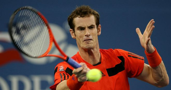 Andy Murray: Will take on Argentina's Leonardo Mayer next