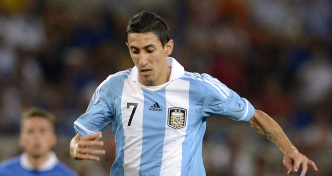 Angel Di Maria: Failed to guide Argentina to victory