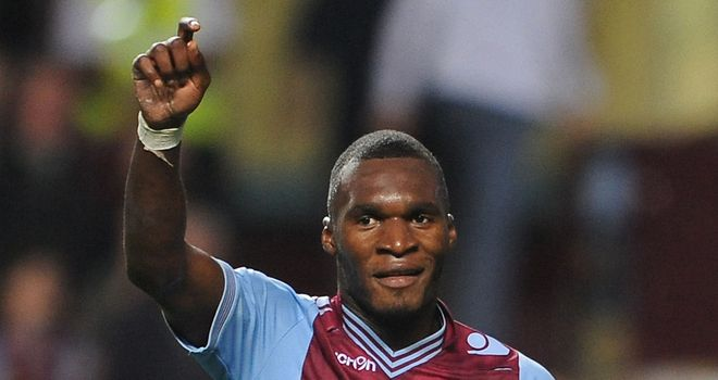 Christian Benteke: On target again against Rotherham