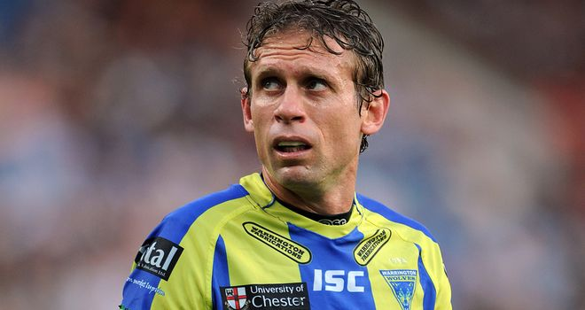Brett Hodgson: No serious injury for Warrington star