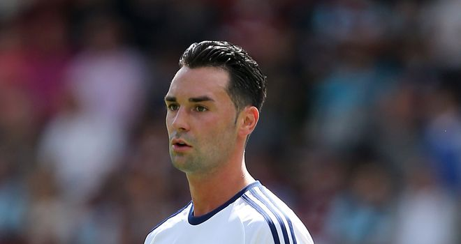 Chris Eagles: Back to full fitness