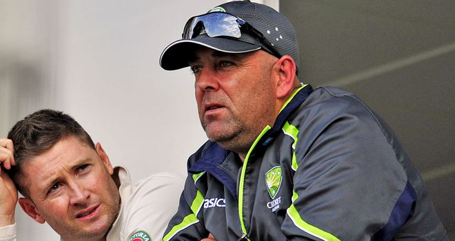 Darren Lehmann: Accepted 20 per cent of match fee fine