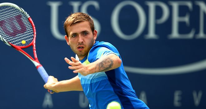 Evans: Impressed with first round win at US Open