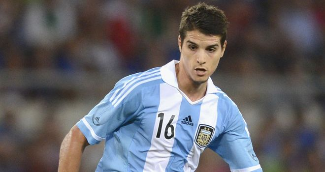 Erik Lamela: Argentina international is heading to White Hart Lane from Roma