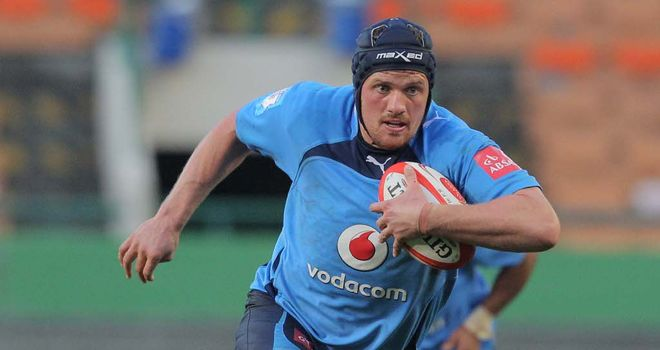 Frik Kirsten: Could make his South Africa debut in Paris on Saturday