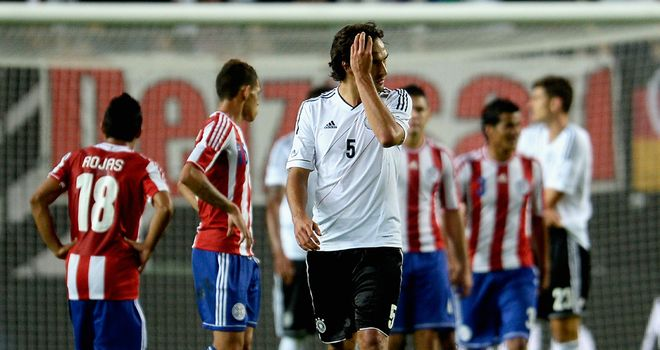 Mats Hummels: Mistakes punished by Paraguay