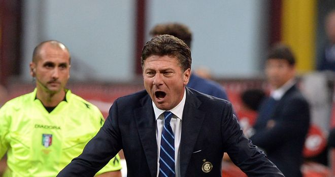 Walter Mazzarri's side missed the chance to go joint top