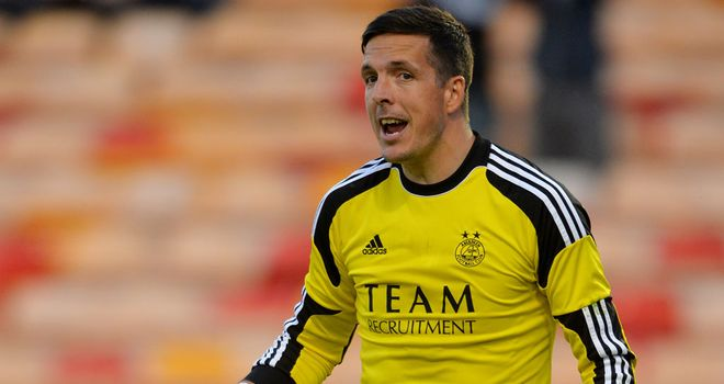 Jamie Langfield: Denied Michael Doyle in the shoot-out