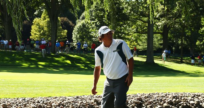Jason Dufner gunning for maiden major