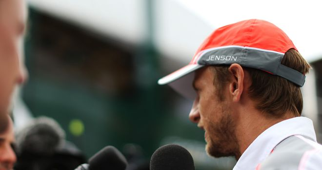Jenson Button: Set to commit to McLaren again