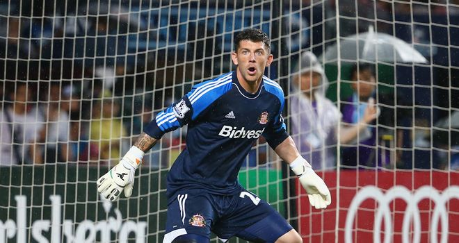 Keiren Westwood: Sunderland goalkeeper has backed Paolo Di Canio