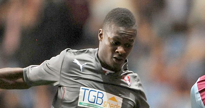 Kieran Agard: Netted the winner