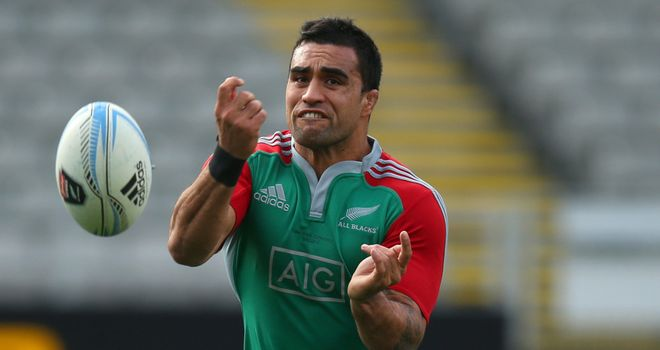 Liam Messam: Ruled out of New Zealand team due to injury