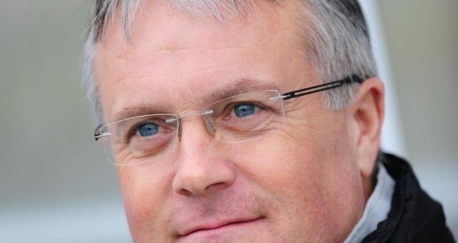 Micky Adams: Delighed with overall effort