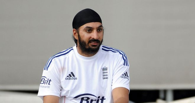 Monty Panesar: Plans to work hard on his game