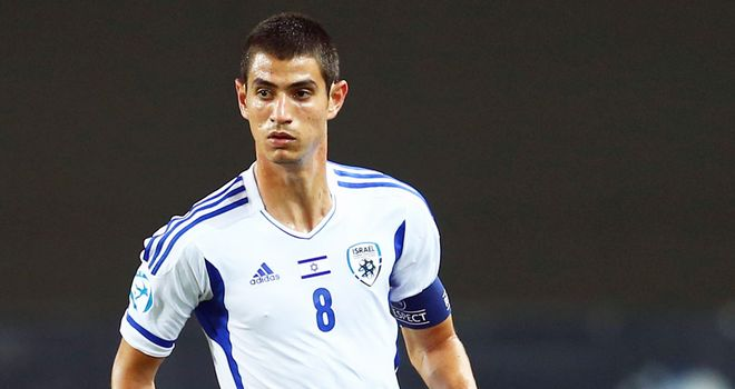 Nir Biton: Israel midfielder looks set to join Celtic