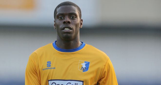 Anthony Howell: Set to make Stags return
