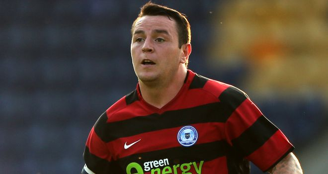 Lee Tomlin: Hit a hat-trick