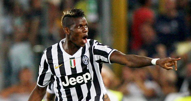 Paul Pogba: Scored the only goal