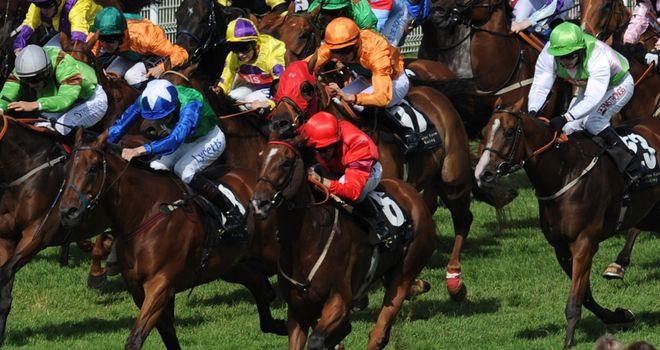 Rex Imperator could defend his crown at Goodwood