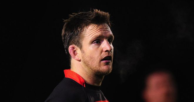 Rory Lawson: Forced to quit rugby due to wrist injury