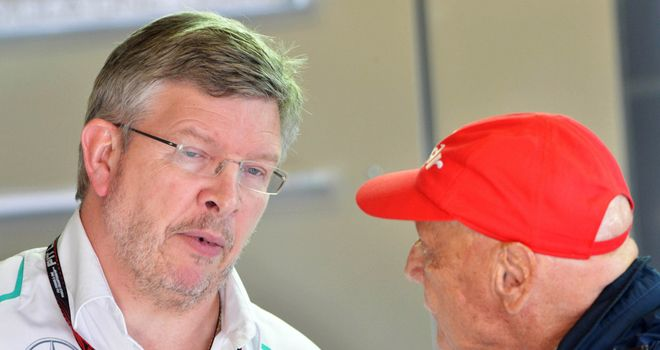 Niki Lauda hasn't given up hope of the team's leading figure staying yet