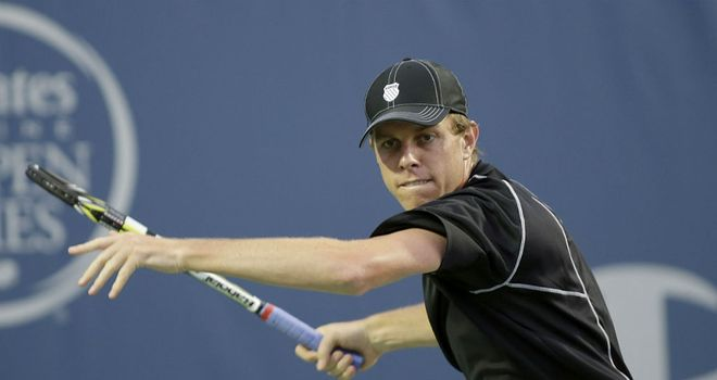 Sam Querrey: Recovered from a set down